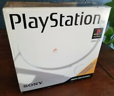 Playstation 1 Launch Edition Konsole SCPH - 1001 Brand NEW Factory sealed selten PS1