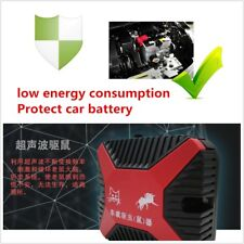 Ultrasonic Waves Super Mouse Rats Repeller Car Engine Protecter Sonic Technology