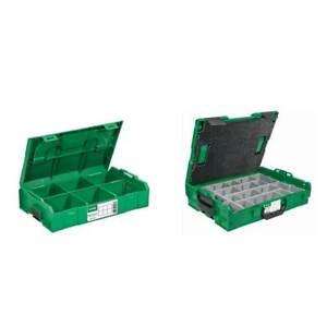 SPAX Montagekasten L-BOXX leer - Sortiments-Kasten / Montagekoffer Größe wählbar