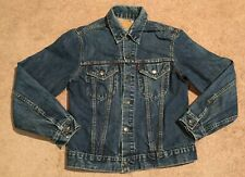 Vintage 60s LEVI'S Type III 70505-0217 Big E Denim Jacket Sz 40 Made in USA