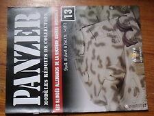 $$ Fascicule Altaya Panzer Blindes allemands de la 2nd GM N°13 StuG. III Ausf. G