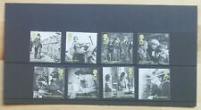 GB 2010 - Britain Alone, Set of Eight Stamps