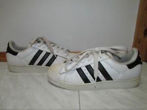 Adidas Originals Superstar II Art.Nr.288312 07/2009 Leder Sneaker Turnschuh