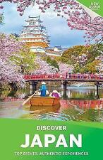 Travel Guide: Lonely Planet Discover Japan by Lonely Planet Publications...