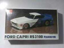 FORD CAPRI RS 3100 1/24  MODEL KIT SUNNY / ACADEMY JAPAN / KOREA