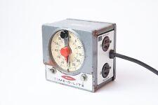 Master Time-O-Lite M-72 Darkroom Timer Photography Vintage Industrial Steampunk