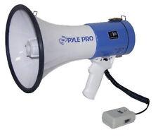 NEW Crowd Speech Megaphone.Handheld Loud Speaker.Siren Sound.Event PA Speaker.