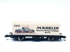 "Marklin Z New Year's car 1995 Special edition ""Märklin 00-Ho 1935-95""Crocodile"