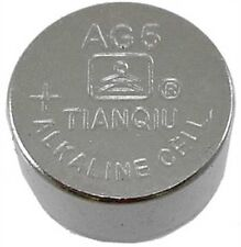 AG5, 1.5v Alkaline battery - Card of 10  ( 28E052 )