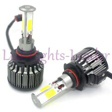 440W 44000LM CREE 4-Side LED 9005 Headlight Conversion Kit 6000K Bulb High Power