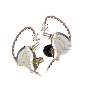 KZ ZS10 PRO 10 Hybrid technology Units Headohones Hifi Monitor In Ear Earphones