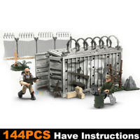 Call of Duty Military Container Soldiers Fit WW2 Mega Construx Lego MiniFigures