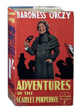 Baroness Orczy / Adventures of the Scarlet Pimpernel