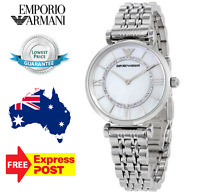 Emporio Armani Classic Mother of Pearl Dial Ladies Watch AR1908