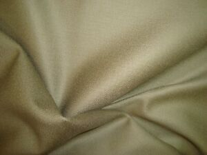 "3 yds Luxury WOOL Fabric super 120s SUITING 8 oz FABRIC Olive green 108"" BTP"