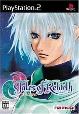 Used PS2  Tales of Rebirth SONY PLAYSTATION JAPAN IMPORT