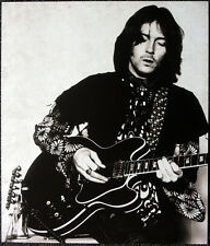 ERIC CLAPTON POSTER PAGE WITH GIBSON GUITAR . T1