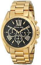 e07c1b2d5677 Michael Kors Bradshaw Gold-tone Chronograph Ladies Watch MK5739