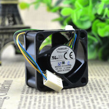 Original EVERFLOW R124020BL 4020 12V 0.13A double ball four-wire fan