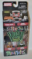Marvel Minimates Secret Wars Age of Ultron vs Zombies Box Set: Vulture Bullseye
