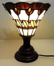 Innenraum-Lampen im Jugendstil aus Glas-Tiffany