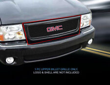 98-03 GMC S-15 PICKUP/S-15 JIMMY/Sonoma Black Billet Grille Grill Insert Fedar