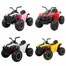 Electric Car Kids Ride On ATV Quad 6V Battery Powered Electric 4-Wheel