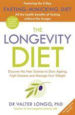 Le longévité Diet par VALTER LONGO