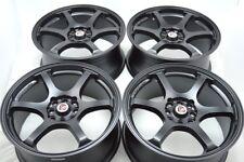 17 wheels Cooper Tiburon Miata Civic CL TL Integra Cobalt MX3 4x100 4x114.3 Rims
