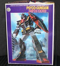 Pyscho Gundam Mrx-009 1:300 kit Bandai no.29 1985 zeta anime vintage japan new