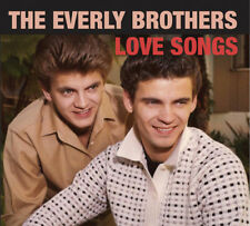 The Everly Brothers : Love Songs CD (2015) ***NEW***
