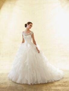 Madeline Gardner wedding dress - New York style 51140 Uk 16 - check measurements