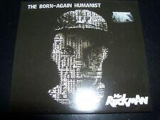 Mr Ruckman The Born Again Humanist Aussie Hip Hop CD EP