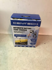 Cen-Tech Automatic Battery Float Charger IN ORIGINAL BOX