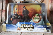 Jedi Council 2  Depa Billaba Yarael Poof Yaddle Star Wars SAGA 2003