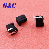 10PCS DC Power Jack supply socket 2.5mm Female PCB Charger Power Plug J8