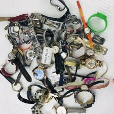 Joblot Wrist Watches /Spares Or Repairs / House Clearance 1.8kg Bundle Watch L4