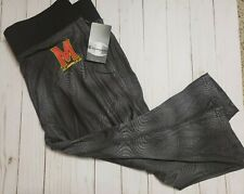 Women's LARGE - champion Maryland Terrapins terps pants LEGGINGS