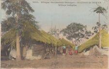 DAKAR ( Senegal) : Local Village -FORTIER
