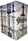 John Gwynne Faithful and the Fallen Collection 4 Books Set Ruin, Valour, Malice