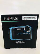 Fujifilm FinePix XP120 16.4 MP WIFI Digital Camera - Sky Blue