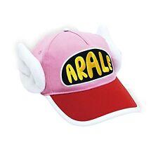 Dr. Slump Character Stylish Cap (Arale-chan / Pink) Free shipping New