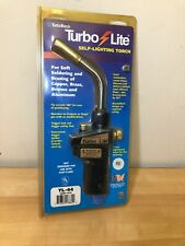 New Sealed Turbotorch Model Tl-44 0386-1273
