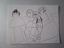 D28> Stampa - Il disegno nell'età evolutiva di bambini malati-La famiglia