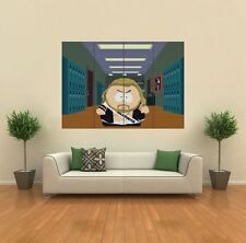 South Park A4 260gsm Framed Poster Print