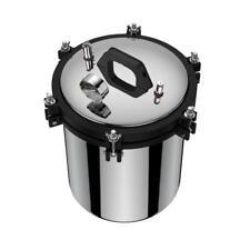 XFS-280A 18L 220V Dual Heating Pressure Steam Autoclave Sterilizer Equipment ark