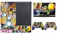 Dragon Ball 272 Vinyl Skin Sticker for Xbox One & Kinect & 2 controller skins