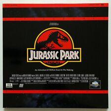 Laserdisc Jurassic Park USA
