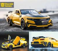 Chevrolet/Chevy Camaro 2018 Transformers Bumblebee 1:32 Rare NEW