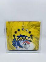 Pokemon Booster Box Display Case